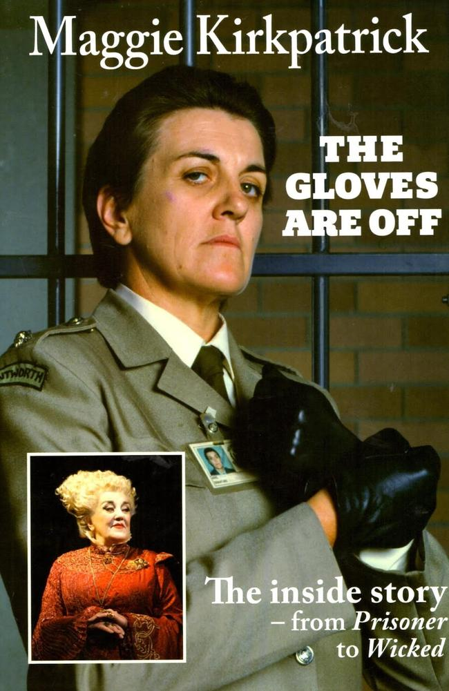 Maggie Kirkpatrick details her experience in her new book The Gloves Are Off. Picture: Supplied
