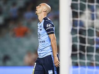 A-League Rd 23 - Sydney v Brisbane