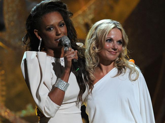 Mel B claimed that her and Geri Halliwell had a fling. Picture: Supplied