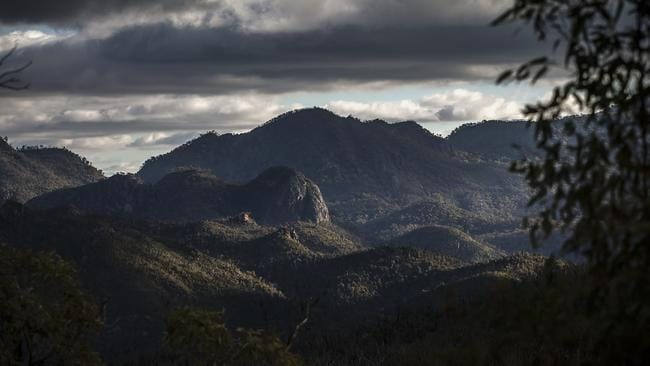 Australia is so vast that explorers struggled to figure out how to divide it up. Picture: Brook Mitchell/Getty Images