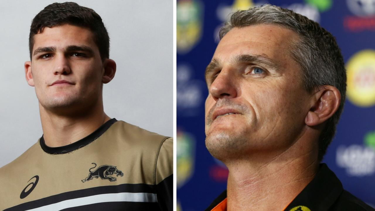 Ivan and Nathan Cleary have expressed a desire to reunite.