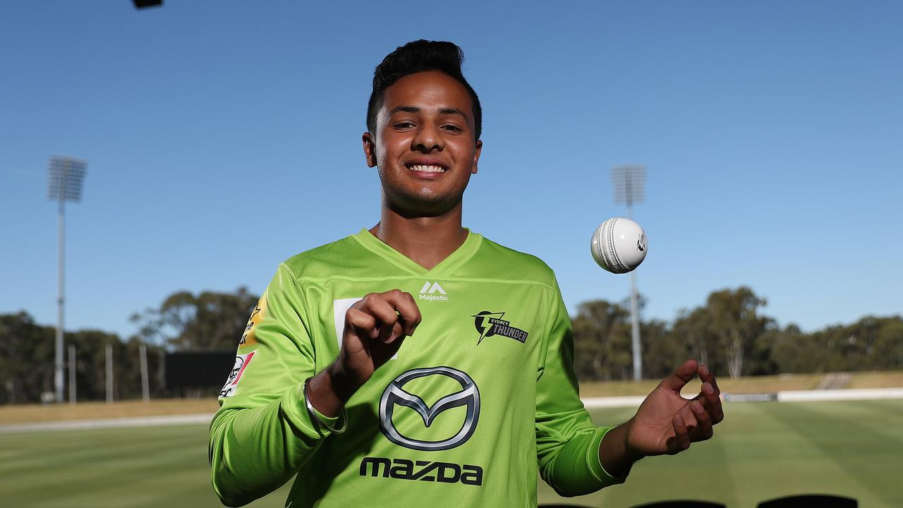 Tanveer Sangha has signed up to play for the Thunder this summer.