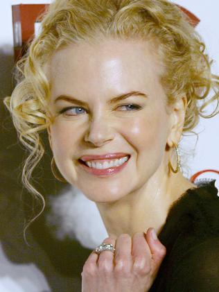 Nicole Kidman wasn't fooling anyone when she denied using Botox (pictured here in 2006).