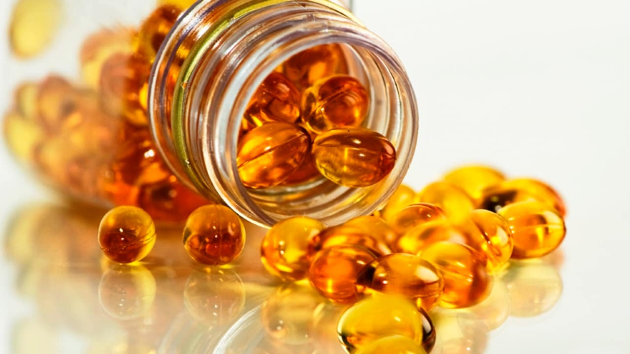 Research questions effectiveness of fish oil tablets