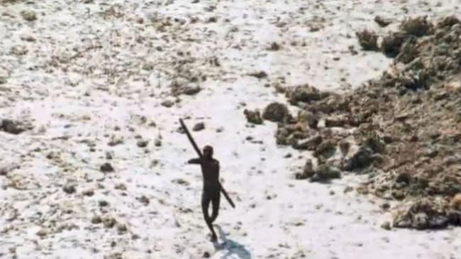 The Sentinelese people clearly want to preserve their solitude.