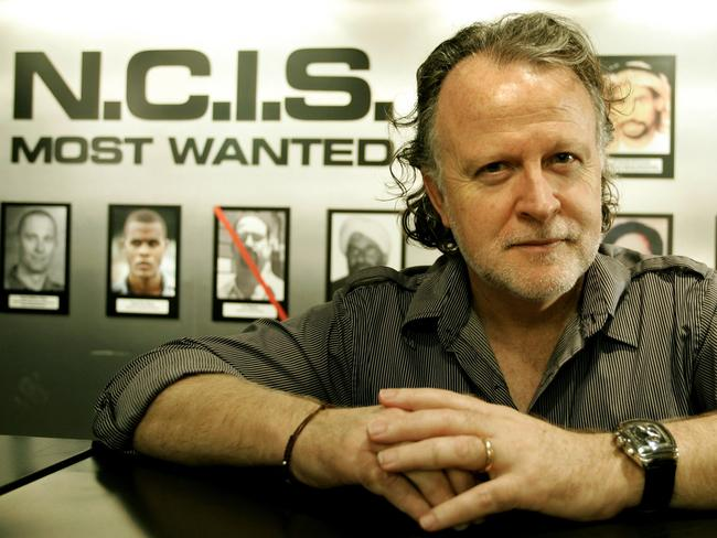 Brennan clocked 17 hour days as showrunner across NCIS and later NCIS: Los Angeles. Picture: Supplied