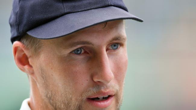 English captain Joe Root and John Denver's  <i>Annie's Song </i>make an unlikely pair.