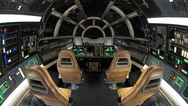 Star Wars Galaxy's Edge: Inside Disneyland's new attraction