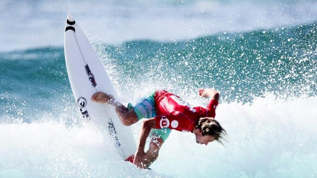 Ace Buchan is into his first final on the Gold Coast