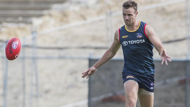 It's time to upgrade Brodie Smith to someone more consistent.
