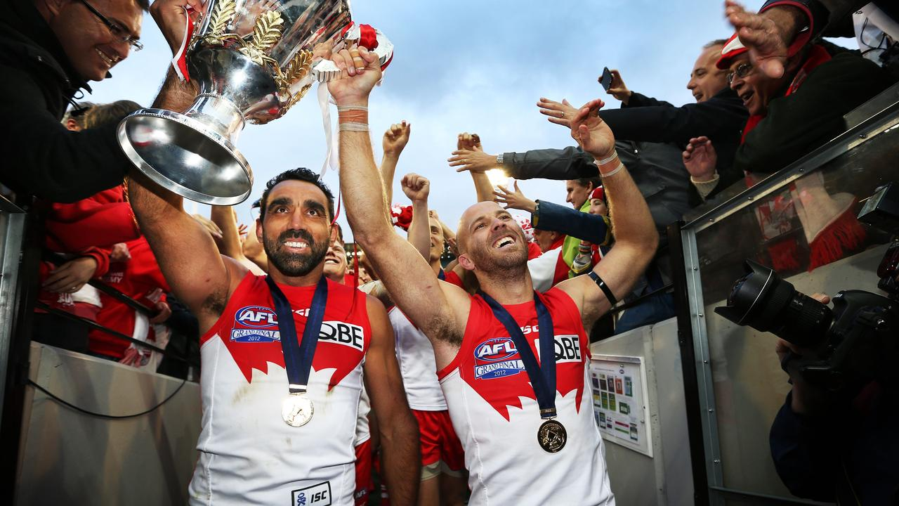 Will Jarrad McVeigh add another premiership to his name? Photo: Phil Hillyard