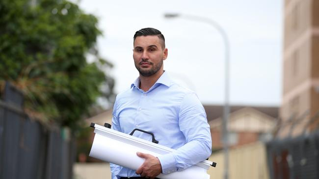 Mehajer faces 50 outstanding criminal charges. Picture: Jane Dempster/The Australian
