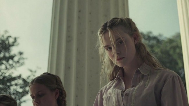 Elle Fanning in 'The Beguiled'. Photo: Universal