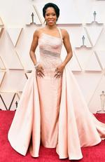 Regina King attends the 92nd Annual Academy Awards at Hollywood and Highland on February 09, 2020 in Hollywood, California. Amy Sussman/Getty Images/AFP