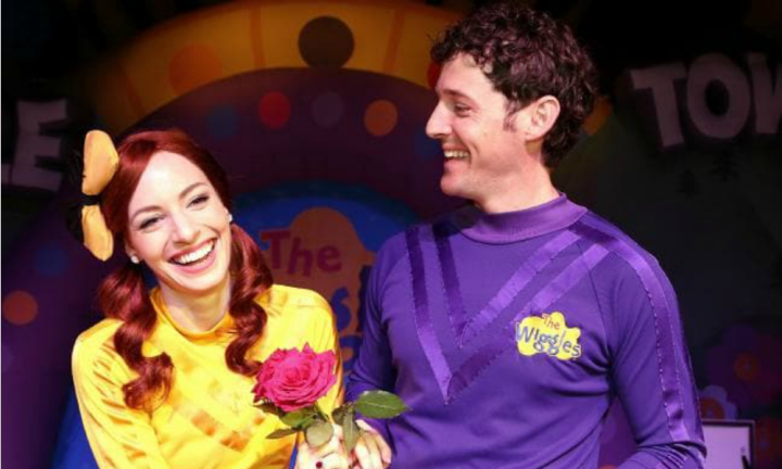 Inside the breakdown of the Wiggles fairytale love story