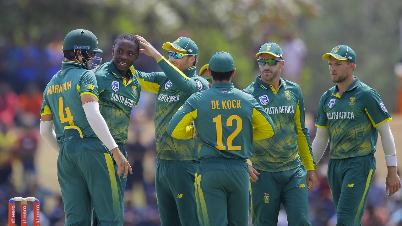 South Africa started a five-match ODI series against Sri Lanka in style last night with a five-wicket win.