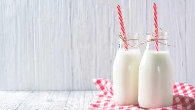 There's not much difference between milks. Source: iStock