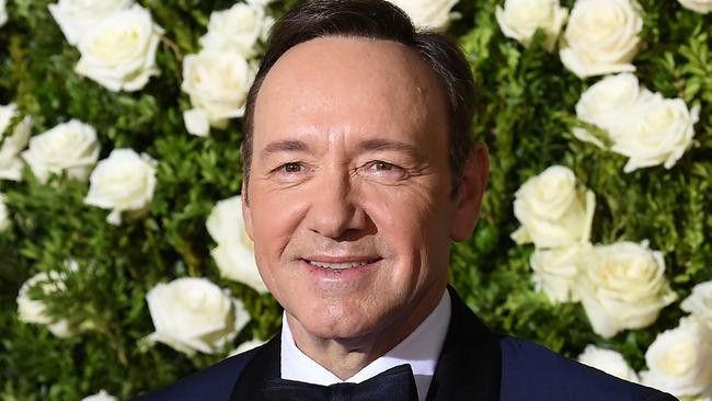 Spacey has been accused of attempting to seduce 14-year-old, Anthony Rapp in 1986. Picture: AFP / Angela Weiss.
