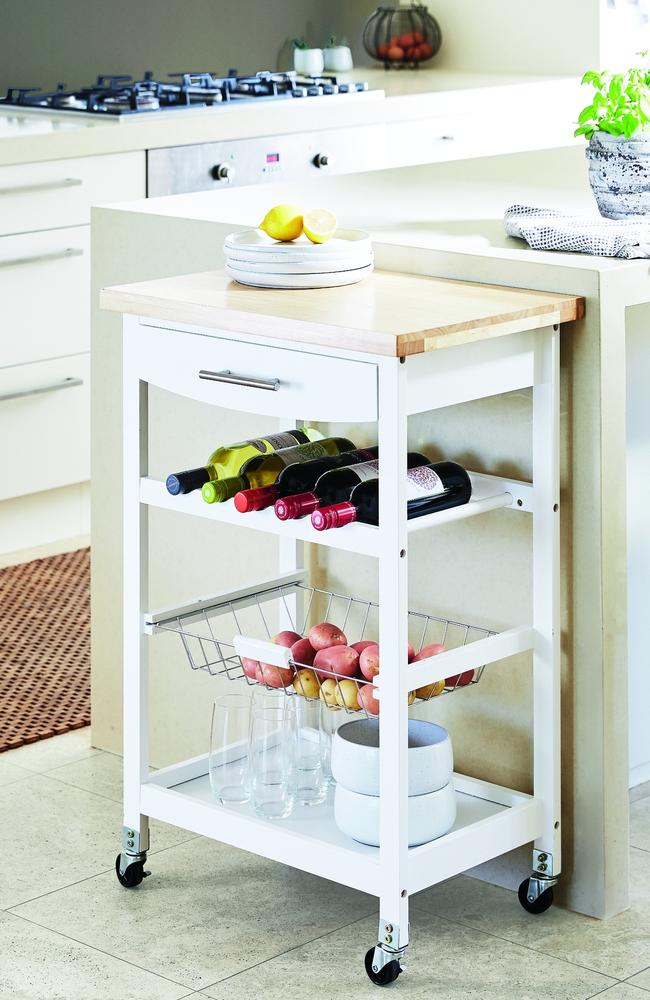 Aldi Kitchen Butcher Trolley : Aldi Special Buys: Supermarket sale includes $69.99 butcher trolley