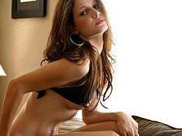 Porn star Jenni Lee aka Stephanie Saddora. Picture: Myspace