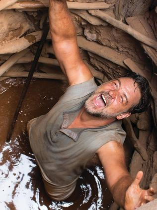 and Russell Crowe in The Water Diviner.