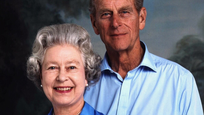 Prince Philip was alleged to be driving the Queen at the time of the accident.