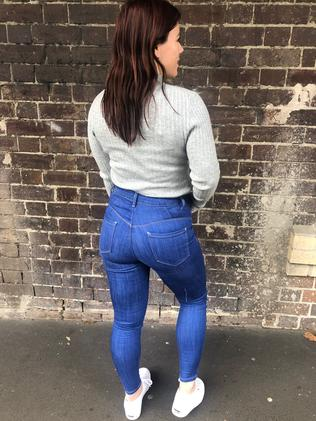 And just as Instagram promised, they do make ya booty look great. Picture: Supplied