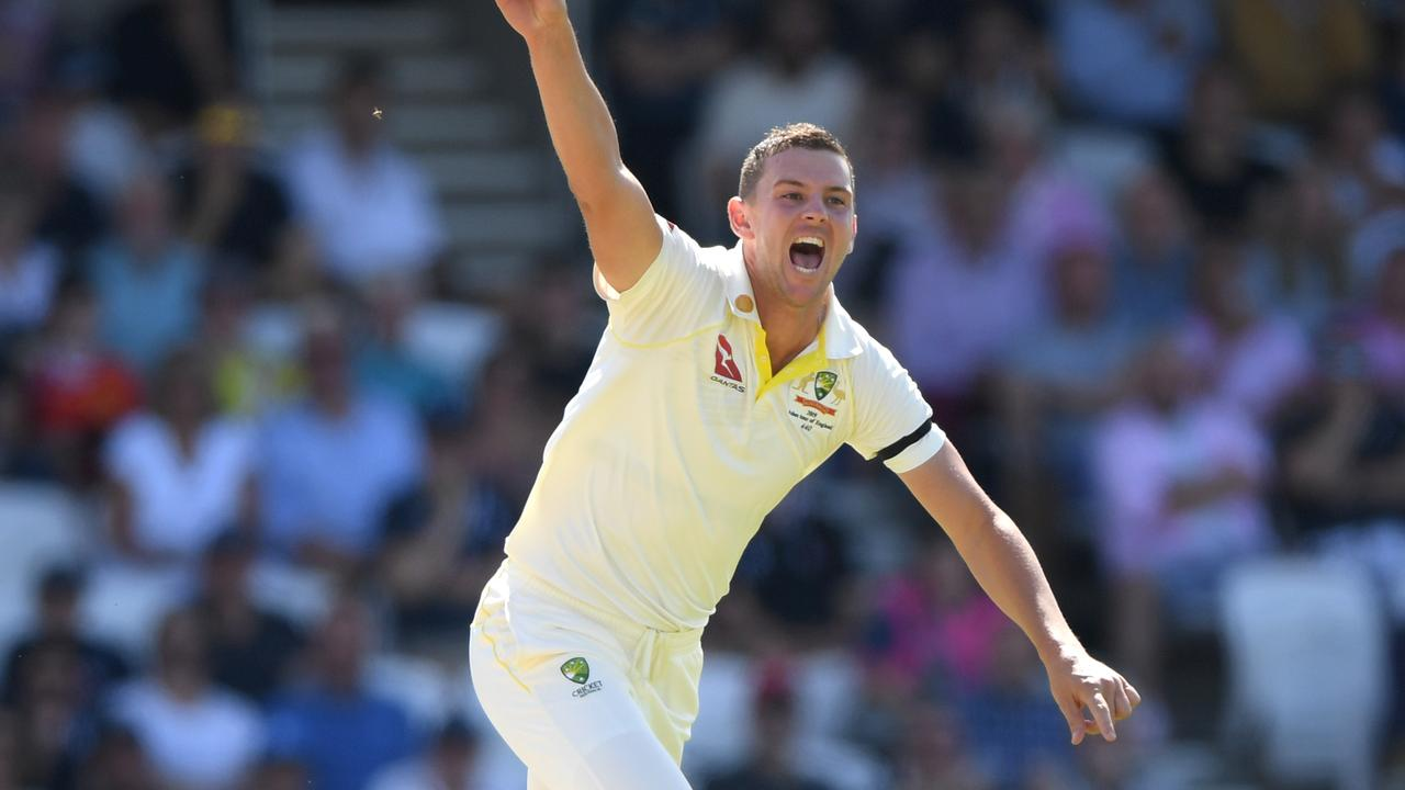 Australia's best bowler of the Test.