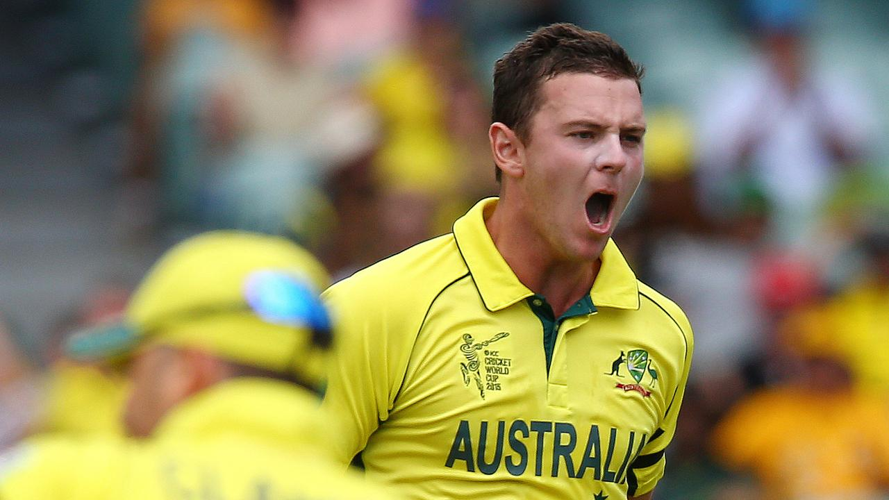 A part of Australia triumphant 2015 World Cup side, Josh Hazlewood missed the cut for this year's tournament.