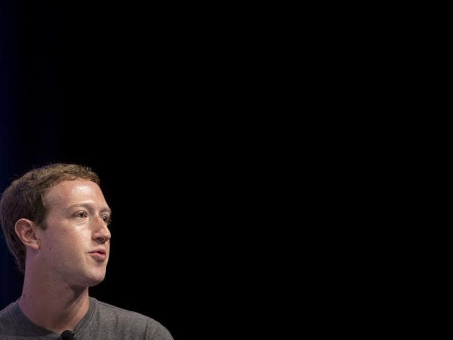 """Facebook CEO Mark Zuckerberg says it will take """"years"""" for the social network to fully address current criticisms."""