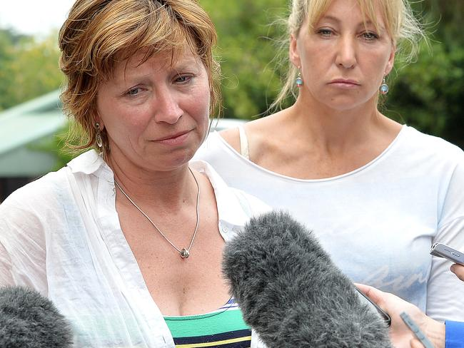 Ms Batty had sought help to protect herself and Luke but it didn't help. Picture: Nicole Garmston.