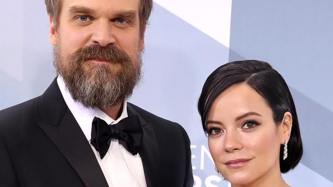 Lily Allen's husband David Harbour's struggle with bipolar mental asylums – NEWS.com.au