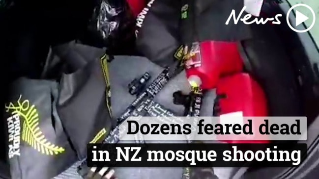 Christchurch shooting: Multiple deaths inside Mosque