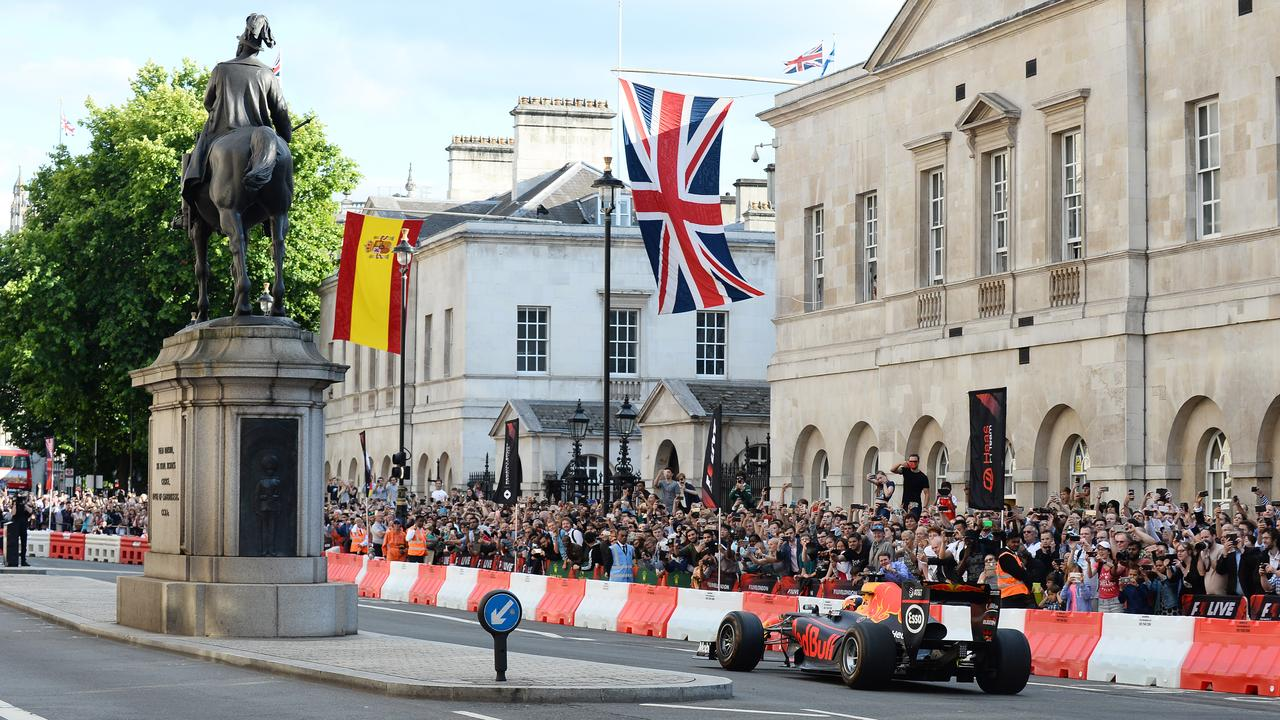 F1 Live London in 2017 allowed fans to get close to their heroes. Is this as close as they'll get?