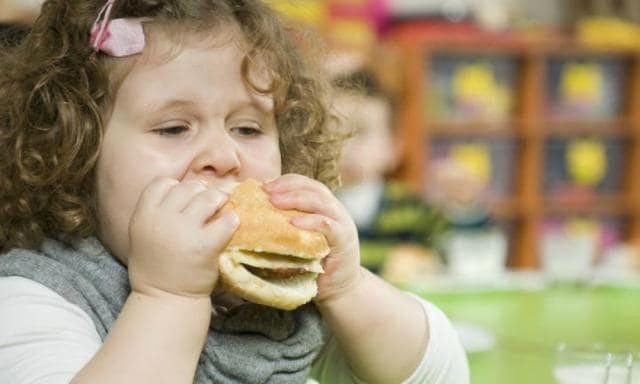Fears for Australia's obese toddlers