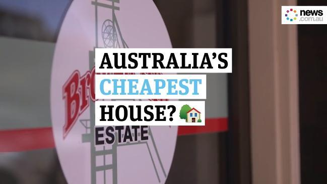 Are these the cheapest homes in Australia?