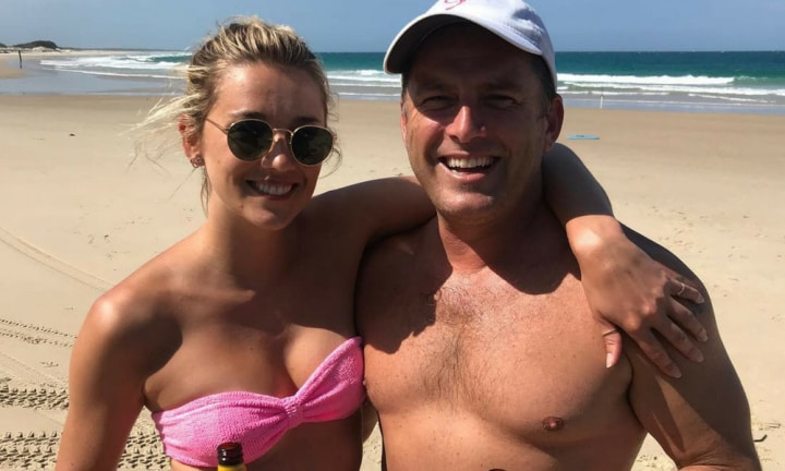 Karl Stefanovic says he's 'been through some stuff' the last few months