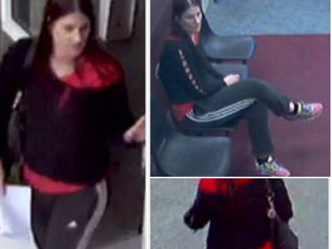 Police have released CCTV of Ms Bremer leaving Logan police station on August 15, the last time anyone saw her.