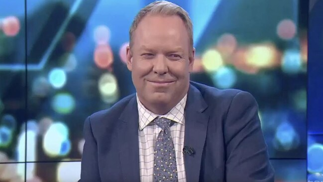 Pete Helliar's face pretty much summed out how everyone felt after hearing Price's joke