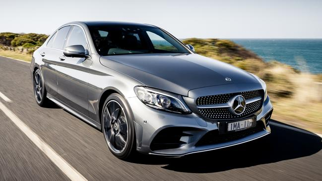 Mercedes C-Class: Updated luxury compact sedan reviewed