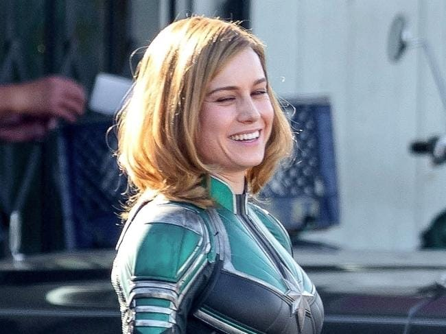 Brie Larson will play Carol Danvers aka Captain Marvel.