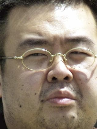 Kim Jong-nam was seen as a threat to his brother's leadership. Picture; AP