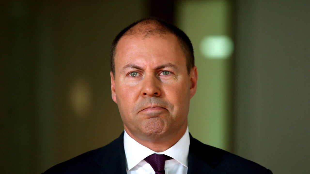 Labor's negative gearing policy a 'reckless attack': Frydenberg