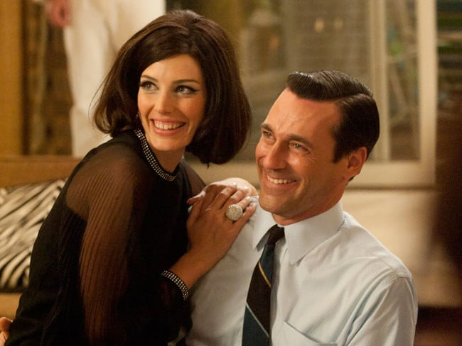 Mad Men Hairstyles