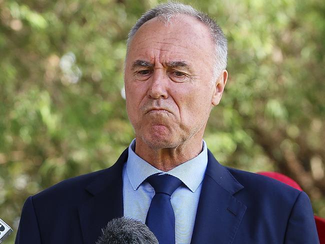 John Alexander announces his resignation over the continuing citizenship saga.