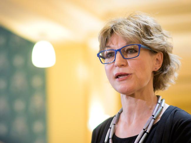 "United Nation special rapporteur Agnes Callamard said Khashoggi had been the ""victim of an extrajudicial killing for which the state of Saudi Arabia is responsible"". Picture: AFP"