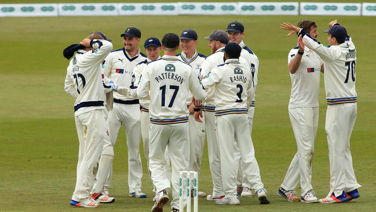 This year's Ashes could see teams break from 142 years of tradition by having player names and numbers on the back of shirts.