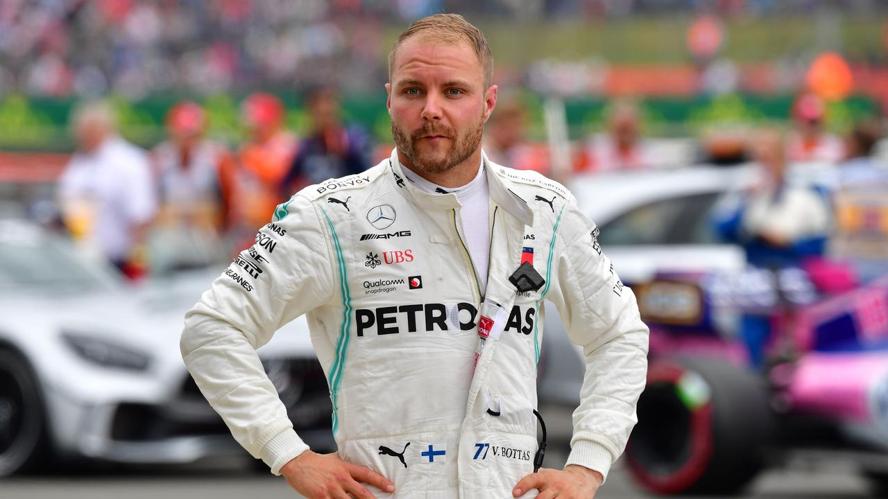 Valtteri Bottas is enjoying his best season yet, but is somehow miles behind his teammate.