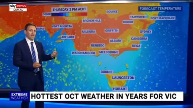 Australia's Extreme Weather Outlook