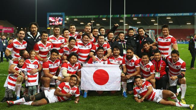 The Rugby World Cup will be played in Asia for the first time, with Japan to host the 2019 edition.